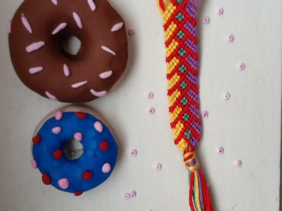 Tutoriel DIY. bracelet brésilien circus