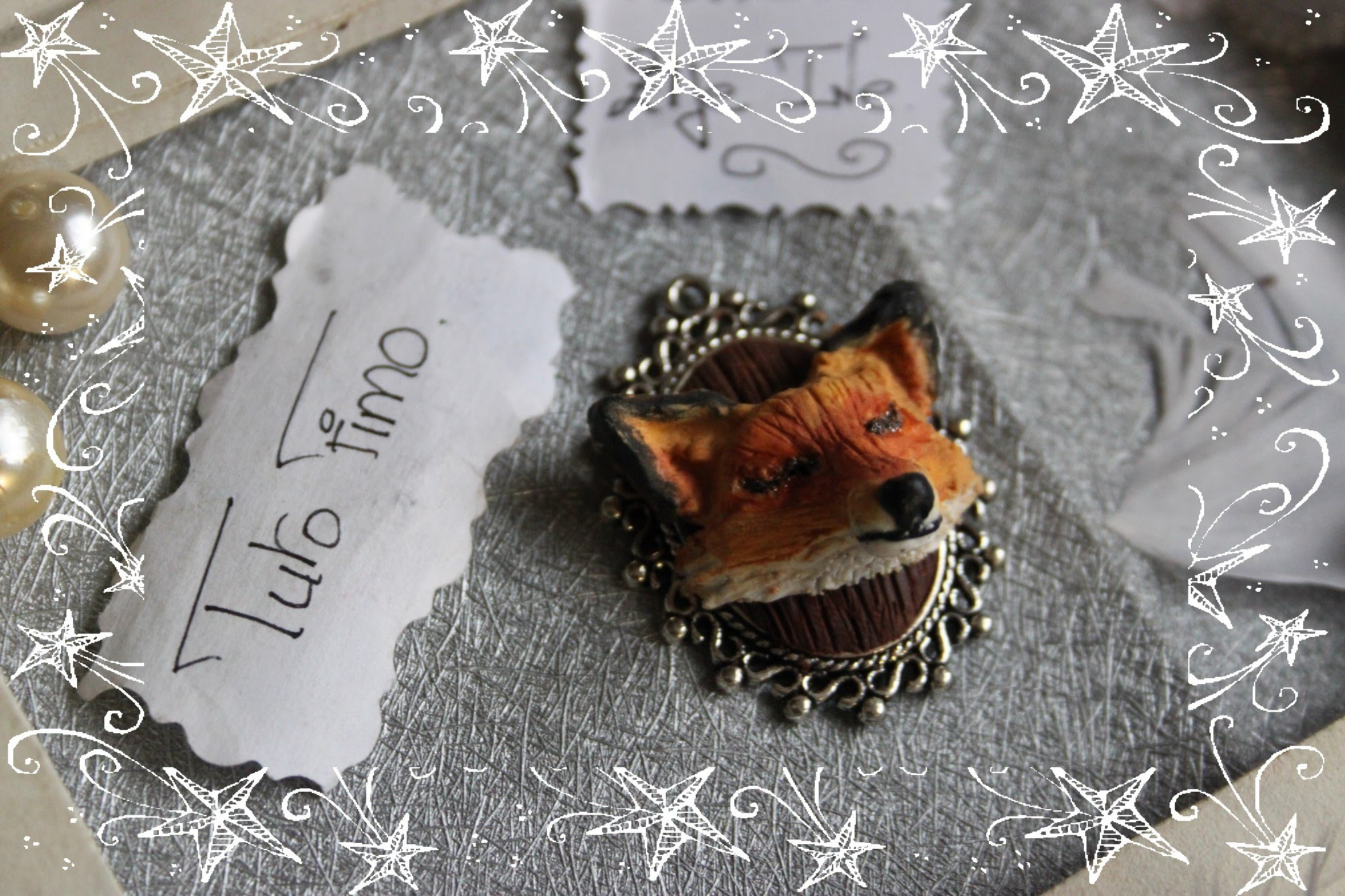 [♥✿ Tuto Fimo : Renard ✿♥] ~ [♥✿ Polymer Clay Tutorial : Fox ✿♥]