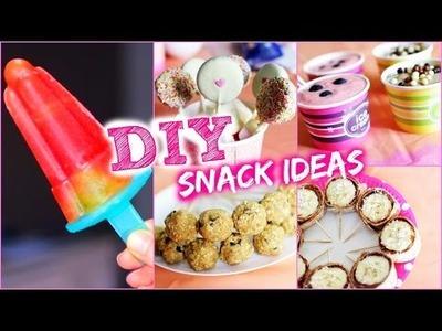 DIY  | Snacks & Treats for Spring. Summer ♡