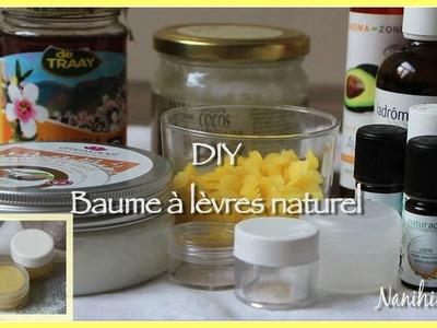 DIY #1 ►Baume à lèvres 100% naturel