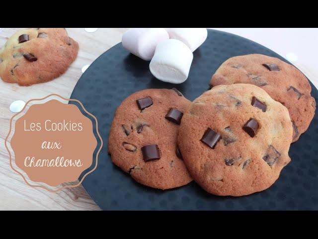 DIY Cuisine ♡ Les Cookies aux Chamallows