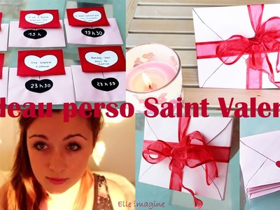"""❣✚ DIY, Soirée saint valentin """"Idées cadeaux anniversaire, saint valentin"""""""