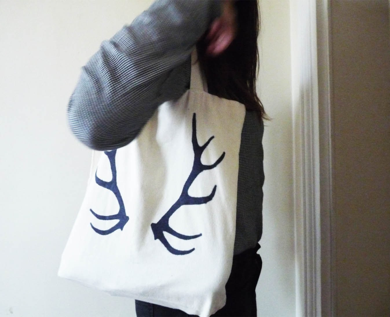 DIY Tote Bag de Noël | Loops