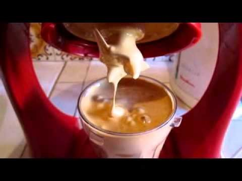 DIY Café Crémeux ou Cappuccino Maison à la vanille