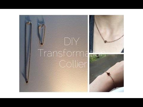 [DIY] Collier pendentif