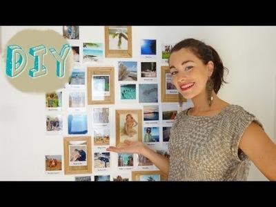 ▒ DIY Mur-Photos ▒ avec Polabox + CONCOURS
