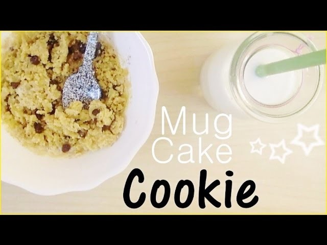 DIY Recette. Cookie Minute!