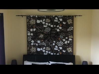 Fabriquez un rideau sans couture - DIY Maison - Guidecentral