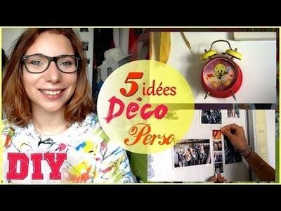 ✄- How To n°8┆Personnaliser sa chambre ! (5 DIY)