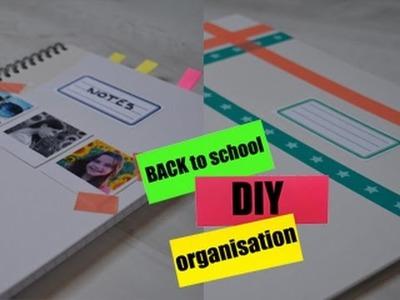 [Back to school#2] DIY décorations et organisation pour la rentrée !