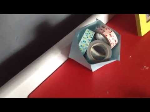 DIY | Boite en origami