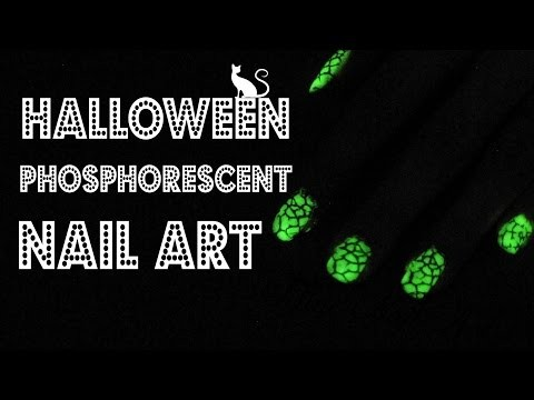 ★ DIY Créer un vernis Phosphorescent ★ Halloween Tutoriel