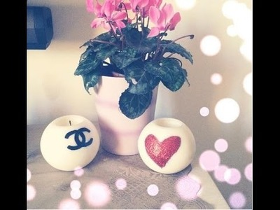 DIY | Bougie Chanel facile & rapide