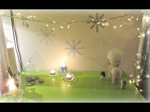 ✄ DIY : Des décos pour l'hiver ! ❄