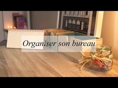 Idées DIY et DÉCO pour organiser son bureau