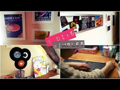 3 DIYS Pour La Chambre | DIY et Déco | Emma Palmer