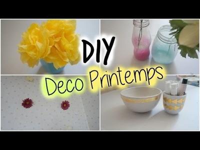 DIY ❤ Décore ta chambre pour le Printemps #2. Deco Room Spring #2 I DIY Français