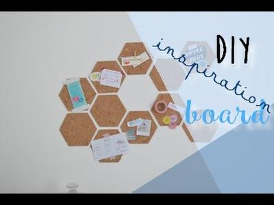 DIY ❚ inspiration board