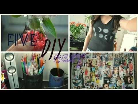 DIY n°1 | ampoule, conserve, t-shirt et photos