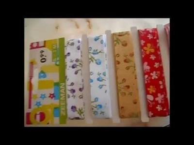 DIY : serie bricolage fête des mères 2 (bracelet)