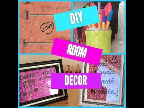 DIY| SPRING ROOM DECOR