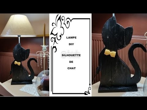 TUTORIEL LAMPE DIY