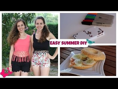 Easy summer DIY ✿ (ft Iris Fibia)
