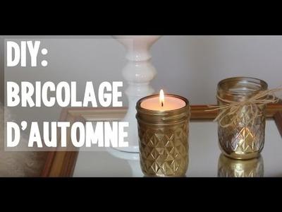 DIY - Bricolage d'automne (Tutoriel d'Elie Duquet)