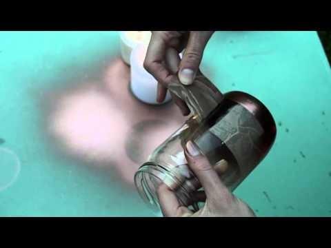 DIY #1 Transformer son pot de petits pois en lumière cocoon