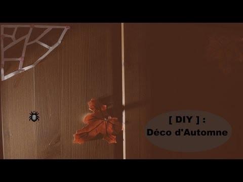 [ DIY ] : Déco d'Automne