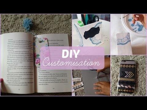 ♡ DIY - Idées Customisation