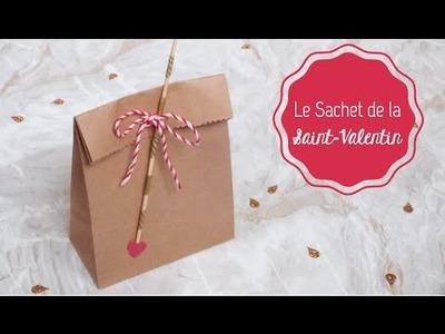 DIY Saint-Valentin ♡ Le Sachet de la Saint-Valentin