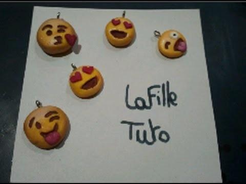 [DIY n°1]- Emoji En Fimo