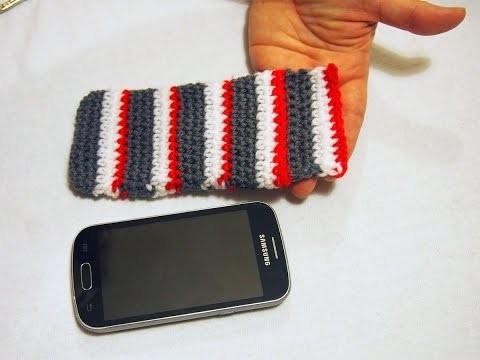 Crochet - coque GSM