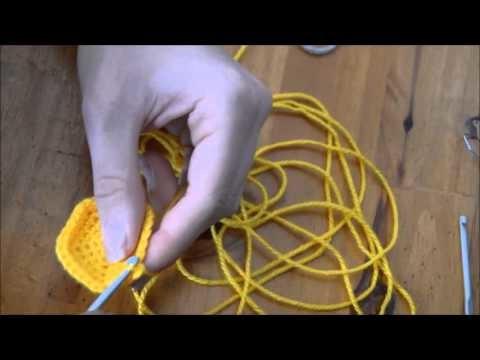 Tuto : Oeuf de paques au crochet