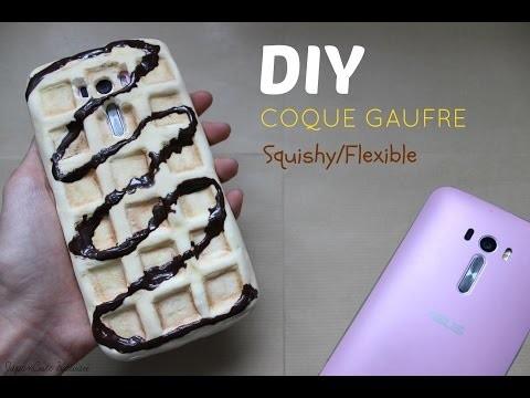 DIY ; Coque Gaufre Squishy (AsusZenfone Selfie)