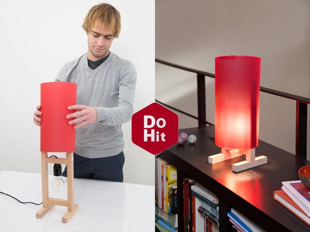 [Do Hit by Bosch] Comment créer une lampe Paper Light