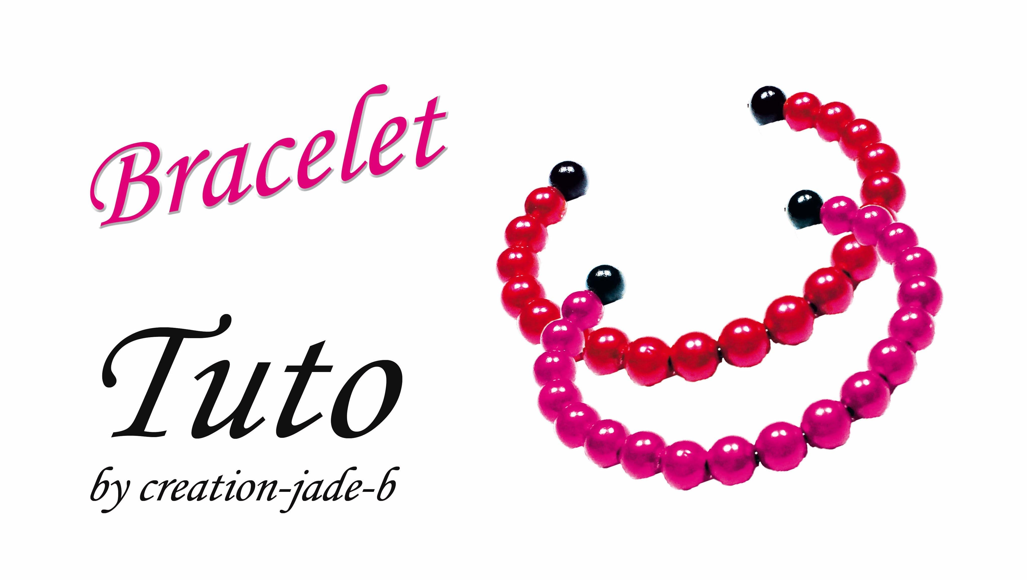 DIY Saint-Valentin - Bracelet de Perles Aluminium !