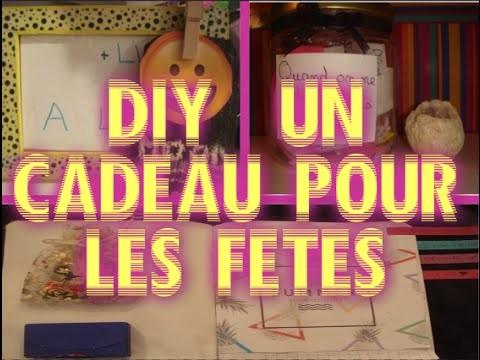 DIY | Un Cadeau Pour Les Fetes