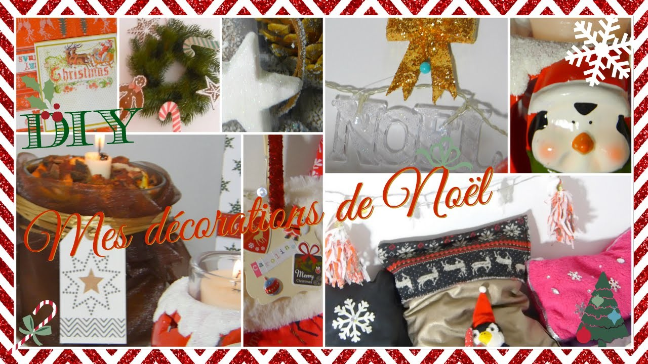 Christmas | Décorations de Noël et DIY