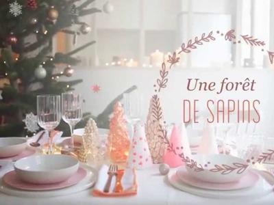DIY Noël : une Forêt de sapins