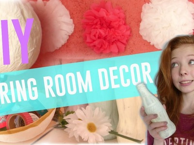 • [DIY] SPRING.SUMMER DIY ROOM DECOR •
