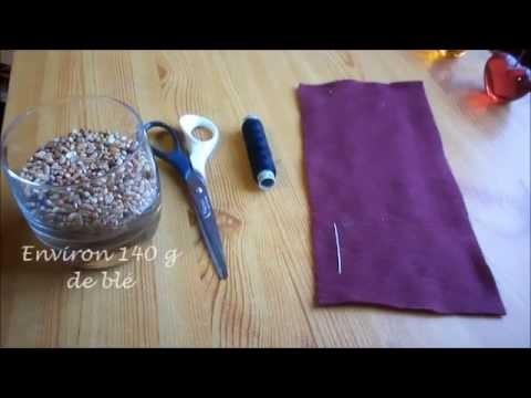 DIY Création : Mini bouillotte ! ♡