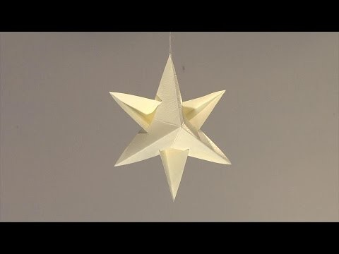Noel deco !! Christmas decoration !! étoile encastrée diy