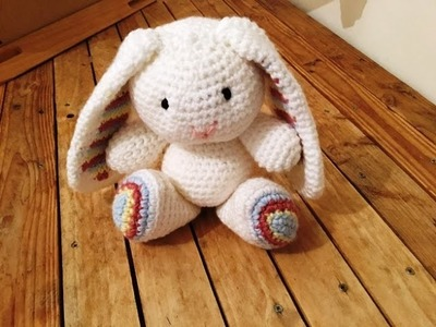Lapin Amigurumi Crochet 3. Bunny Amigurumi Crochet 3