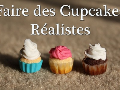 Cupcakes (TUTO FIMO)