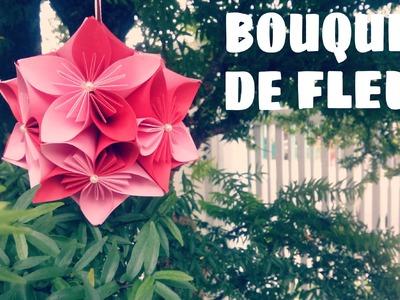 Déco de mariage - Comment faire un Bouquet de Fleur en Papier