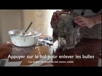 ~Patandremoo~ Tuto Bricolage: faire son propre bol (facile)