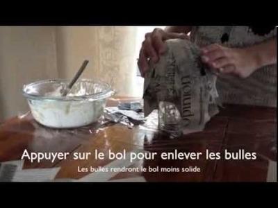 ~Patandremoo~ Tuto Bricolage: faire son propre bol (facile)