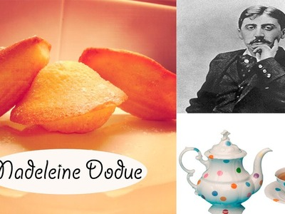 Recette madeleines moelleuses facile